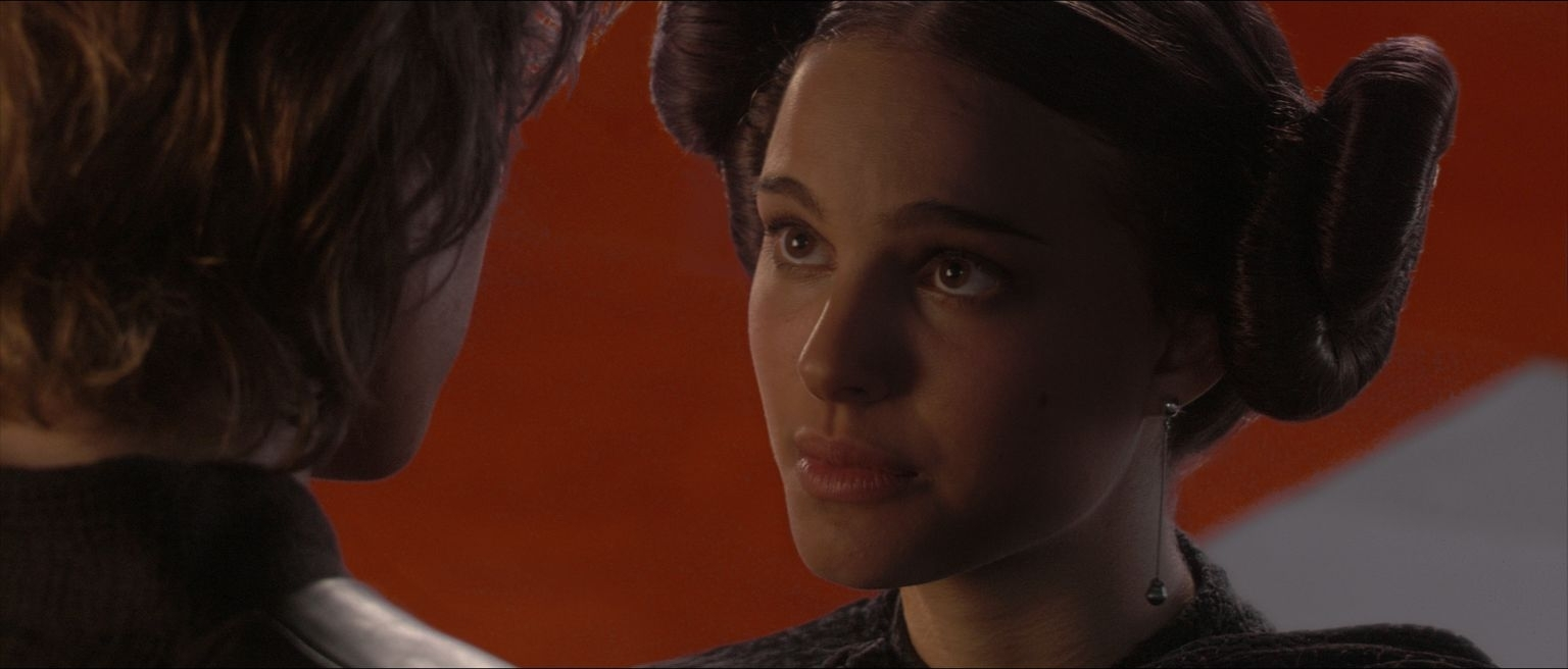 The Many Faces Of Padme Amidala Natalie Portman Episode Iii