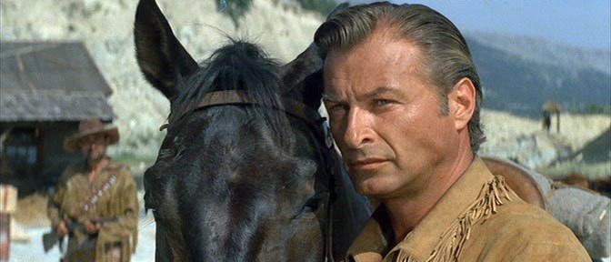 Lex Barker in Winnetou - 2. Teil (1964)