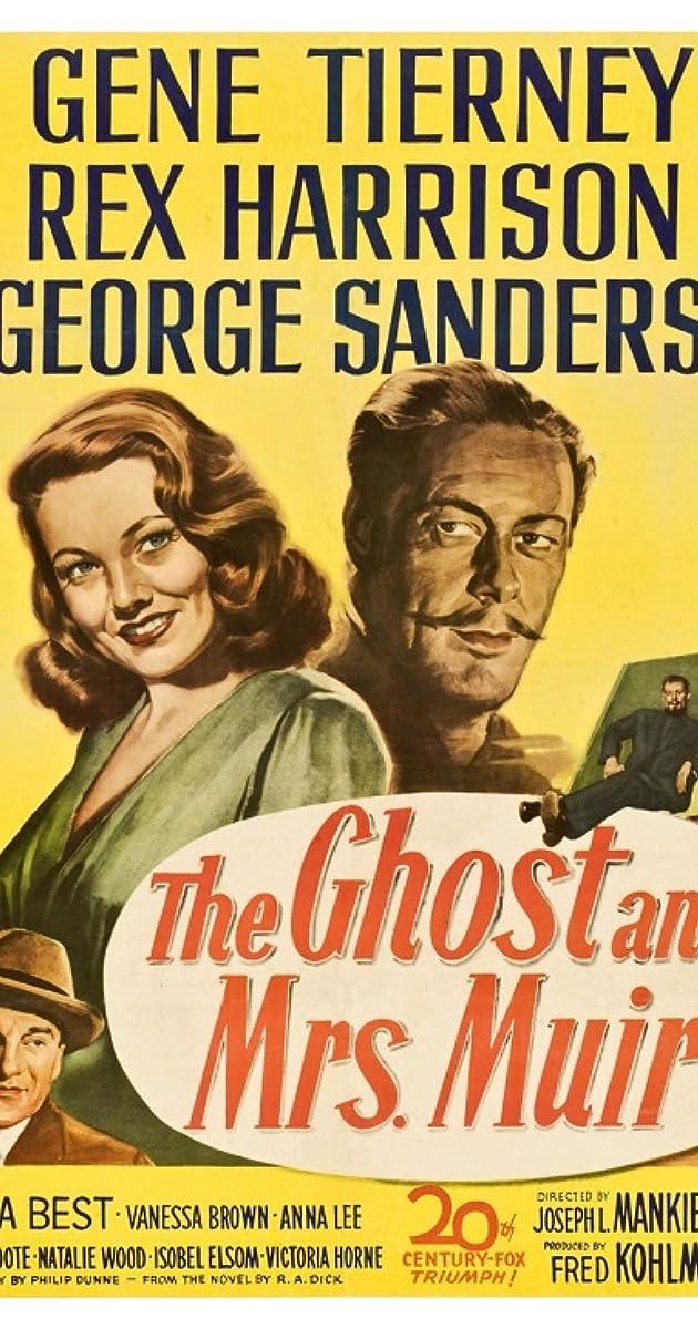 The Ghost and Mrs  Muir (1947) - IMDb