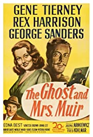 The Ghost and Mrs. Muir (1947) Poster - Movie Forum, Cast, Reviews