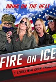 Fire on Ice Poster
