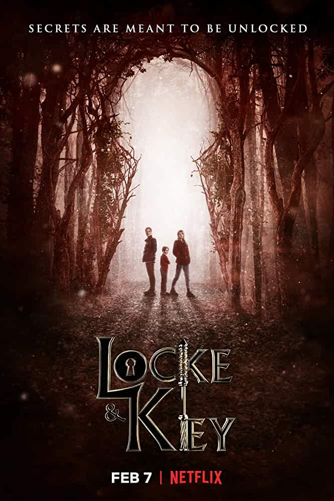 Locke & Key (2020) Netflix Season 1 in Hindi