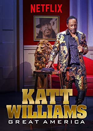 Where to stream Katt Williams: Great America