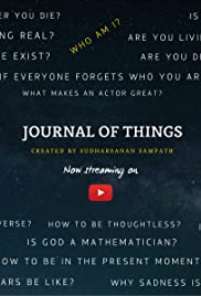 Journal of Things Poster