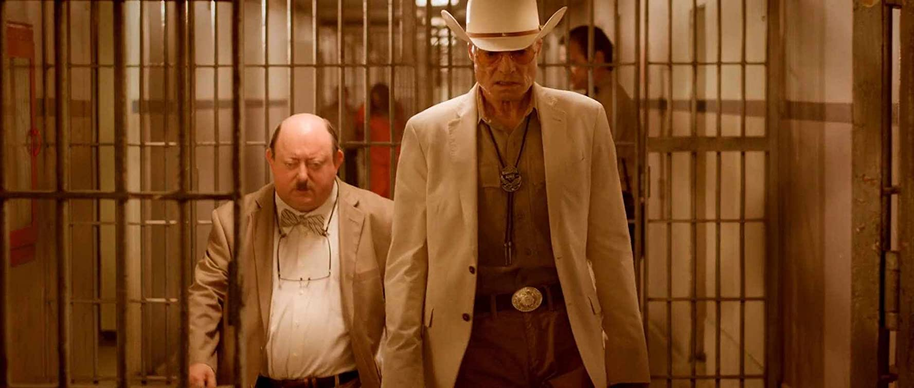 Dieter Laser and Laurence R. Harvey in The Human Centipede III (Final Sequence) (2015)