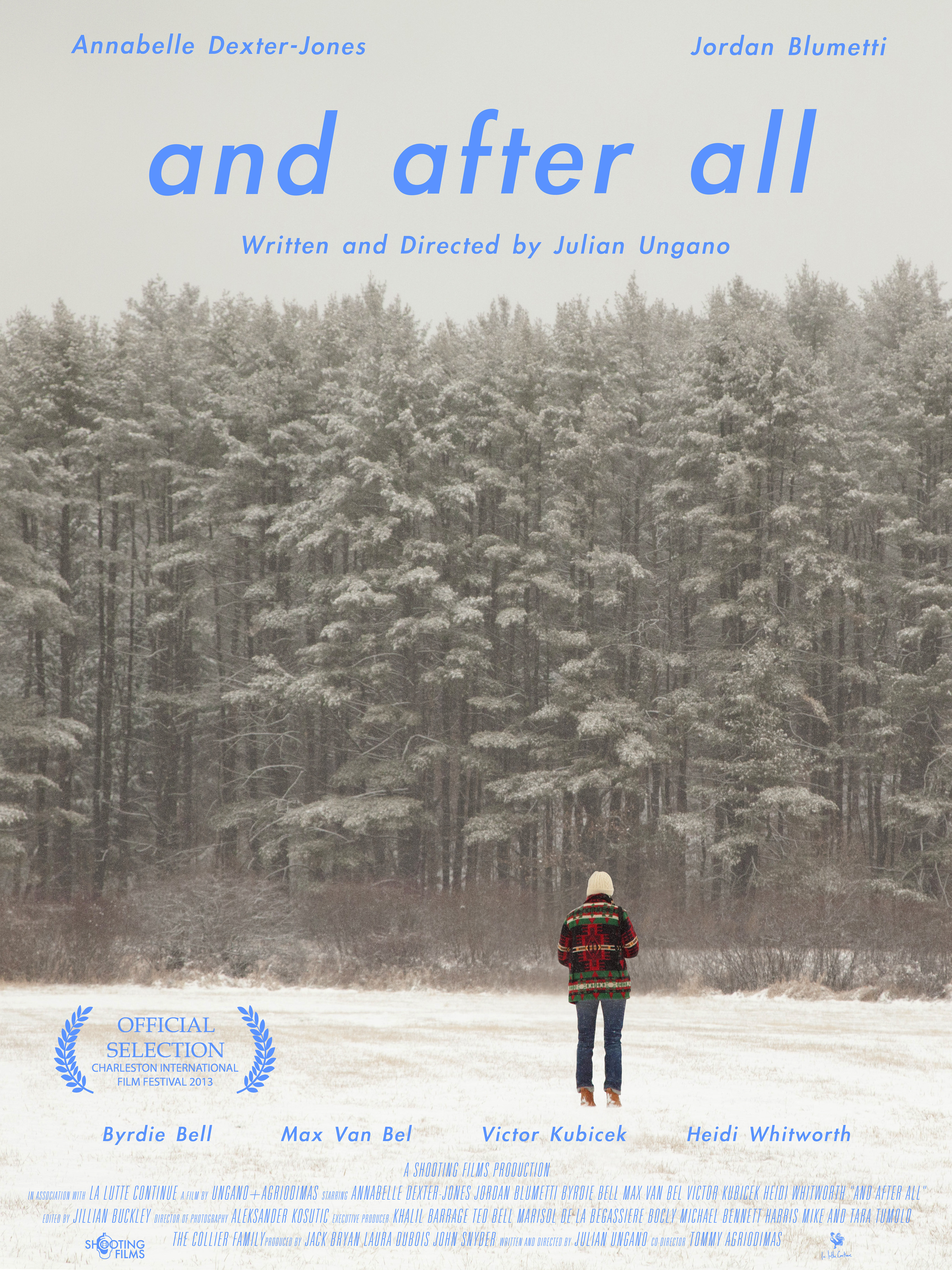 And After All (2013)