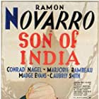 Ramon Novarro and Madge Evans in Son of India (1931)