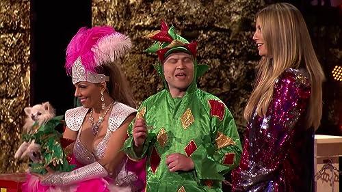 America's Got Talent: The Champions: Piff The Magic Dragon Recalls Heidi's Reaction To Mr. Piffles