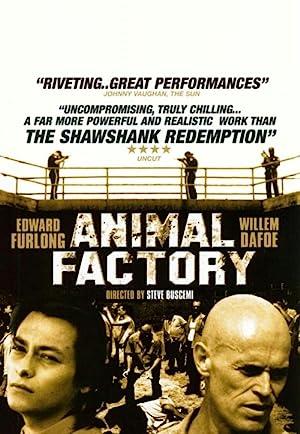 Where to stream Animal Factory