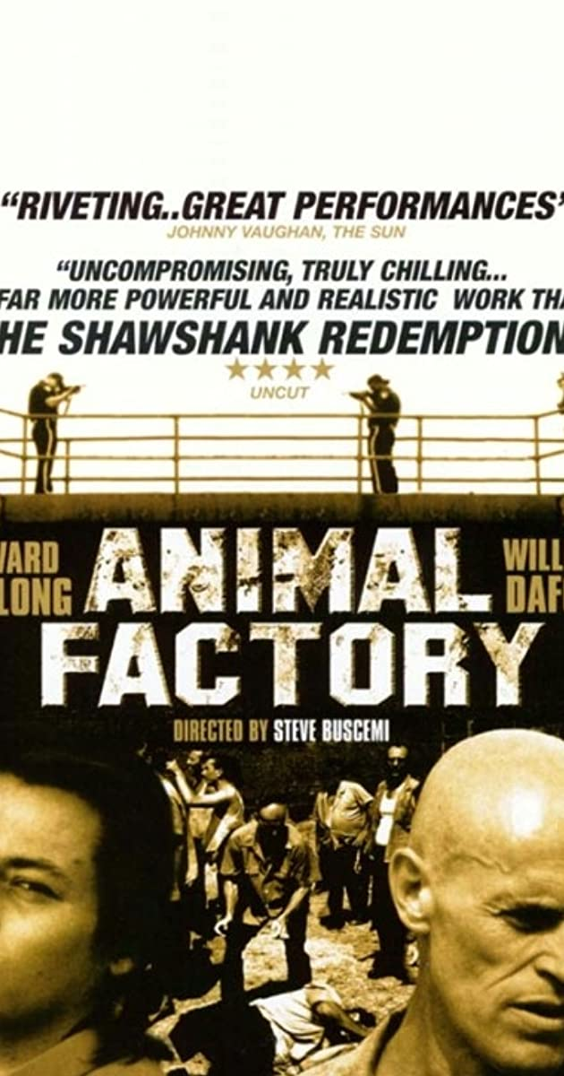 Subtitle of Animal Factory