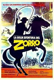 La gran aventura del Zorro (1976)
