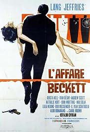 The Beckett Affair Poster