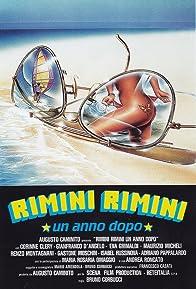 Primary photo for Rimini Rimini - Un anno dopo