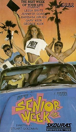 Senior Week (1987) [720p] [WEBRip] [YTS MX]