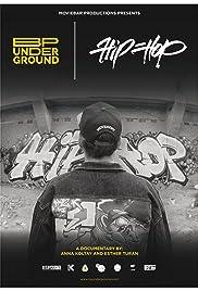 BP Underground - Hip Hop Poster