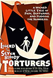 Legend of the Seven Bloody Torturers Poster