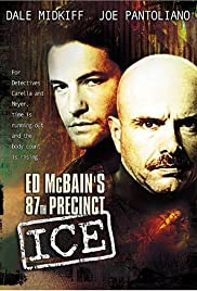 Ed McBain's 87th Precinct: Ice Poster