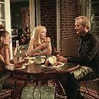 Bill Murray, Sharon Stone, and Alexis Dziena in Broken Flowers (2005)