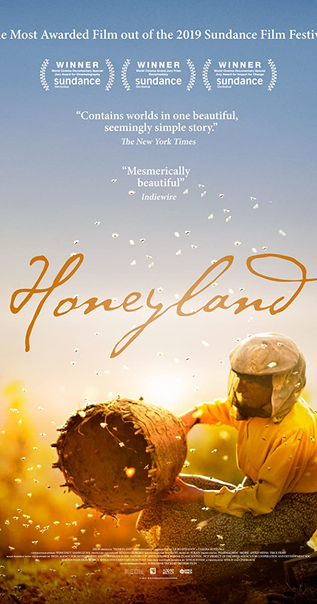 Subtitle of Honeyland