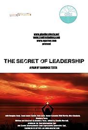 The secret of leadership Poster