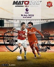 Arsenal FC vs Liverpool FC (2020)