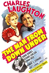 Watch my only you movie The Man from Down Under Robert Siodmak [640x640]