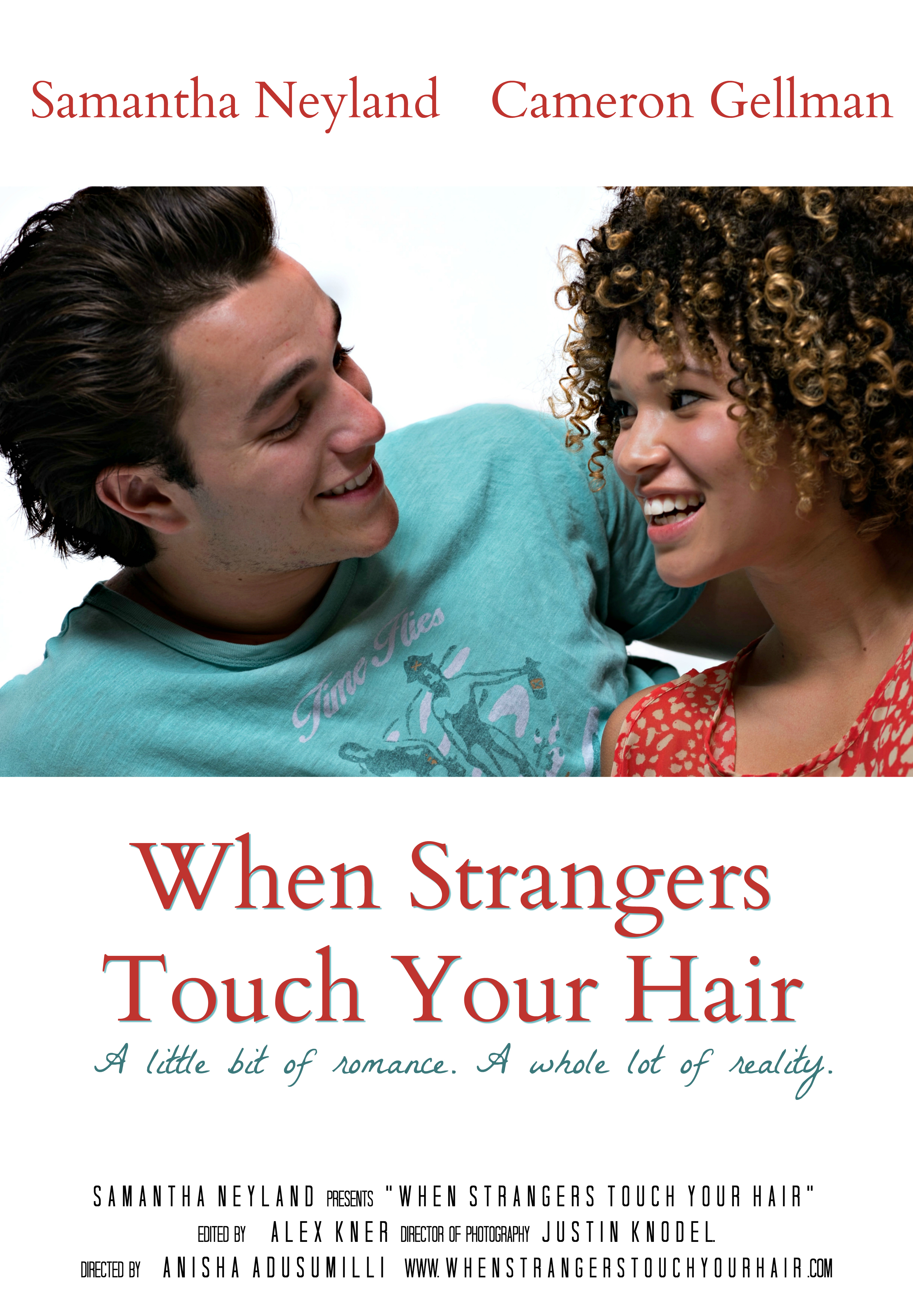 When Strangers Touch Your Hair...
