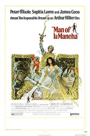Where to stream Man of La Mancha