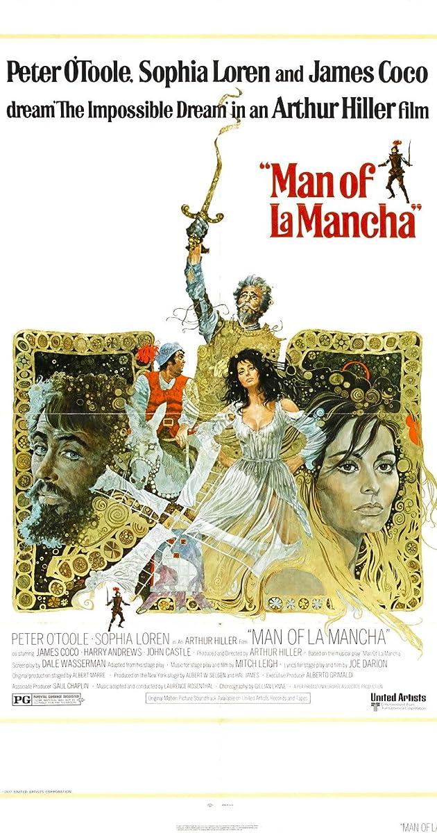 Watch Full HD Movie Man of La Mancha (1972)