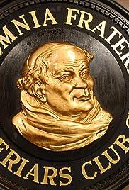 Treasures of New York: Friars Club Poster