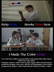 Full movies you can watch free I Made the Color Violet [hdrip]