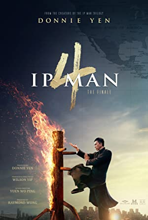 Download Ip Man 4 The Finale (2019) Hindi Dubbed HD-Rip 480p [400MB] | 720p [872MB]