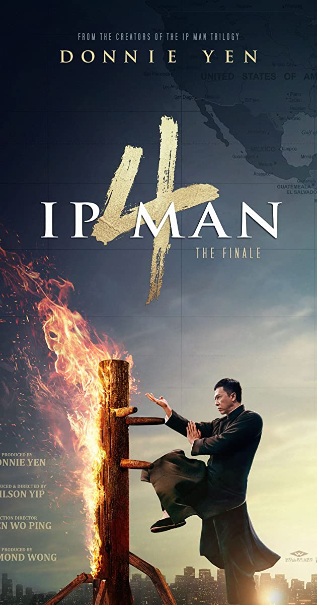 Subtitle of Ip Man 4: The Finale
