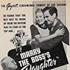 George Barbier, Bruce Edwards, and Brenda Joyce in Marry the Boss's Daughter (1941)