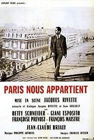 Paris nous appartient (1961) Poster - Movie Forum, Cast, Reviews