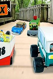Nicktoons Racing Poster