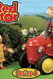 Little Red Tractor Poster