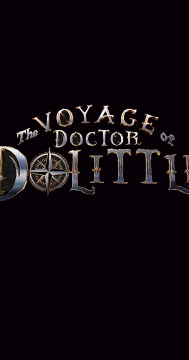 Watch Full HD Movie The Voyage of Doctor Dolittle (2020)