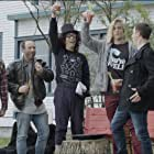 Saige Walker, Matthew Rogers Harrison, Duke Van Patten, Hank Northrop, and Douglas Dean Taylor in Velvet Prozak (2020)