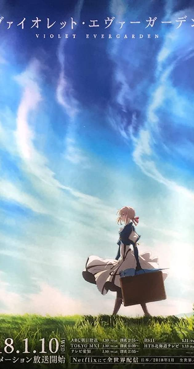 Violet Evergarden TV Series 2018