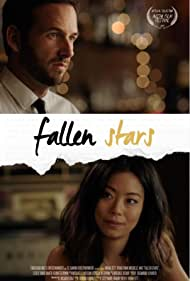 Michelle Ang and Ryan O'Nan in Fallen Stars (2017)