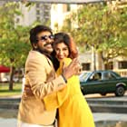 Lawrence Raghavendra and Oviya in Kanchana 3 (2019)