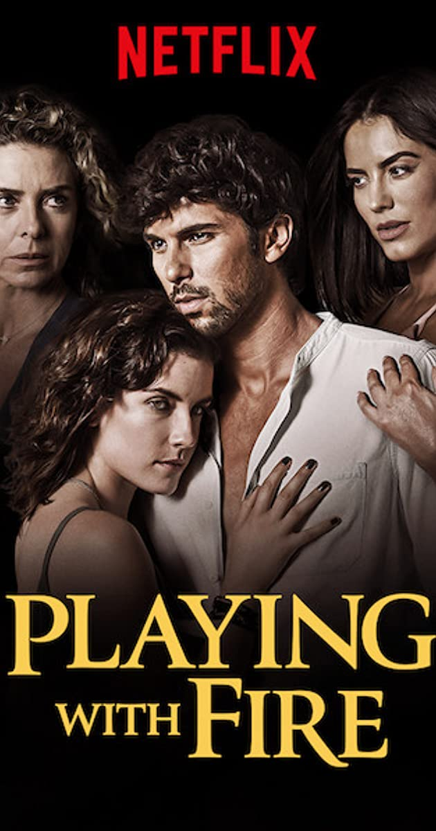 Playing With Fire Tv Series 2019 Imdb