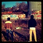 Ryan Ashton and Andy Greene Ball in Dish Nation (2011)