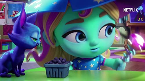 Super Monsters: Once In A Blue Moon