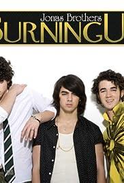 Jonas Brothers: Burnin' Up Poster