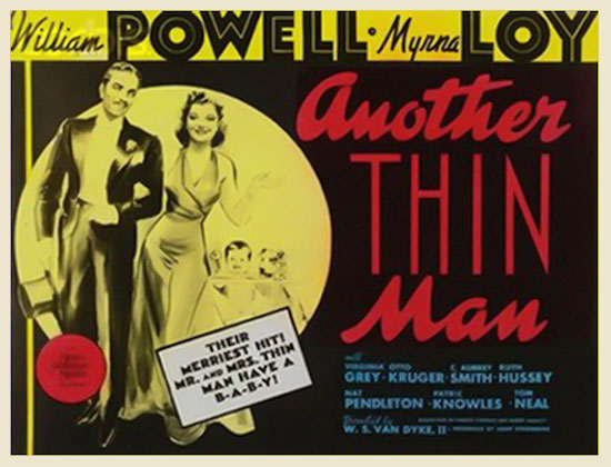 Image result for Another Thin Man 1939