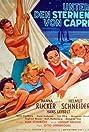 Unter den Sternen von Capri (1953) Poster