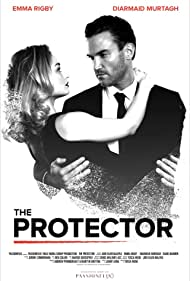 Emma Catherine Rigby and Diarmaid Murtagh in The Protector (2019)