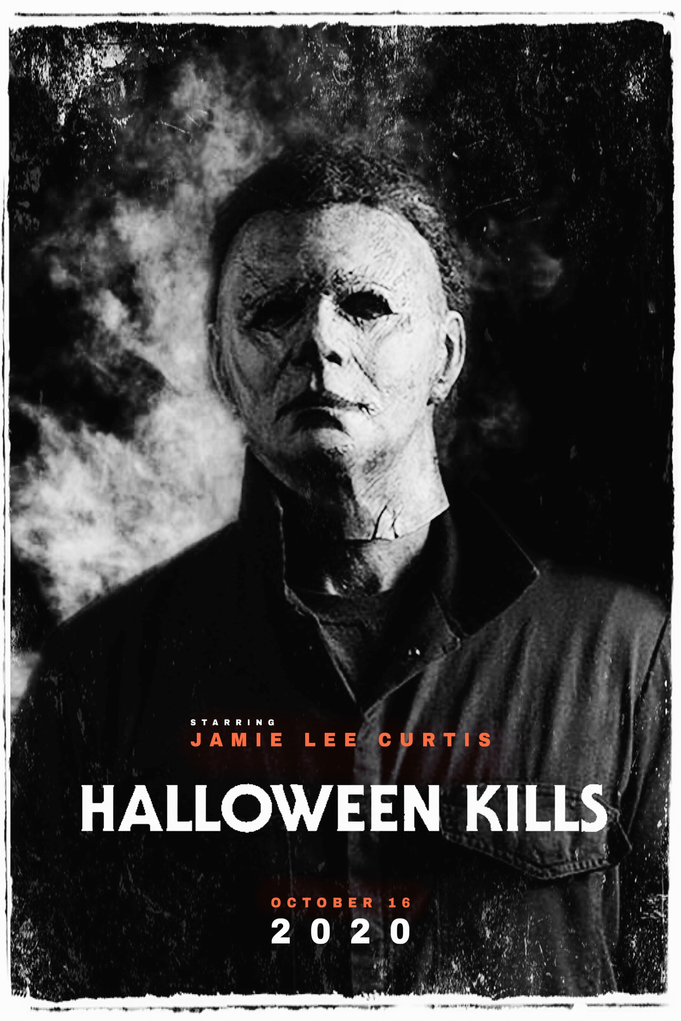 Who Plays Mike Myers In Halloween 2020 Halloween Kills (2021)   IMDb
